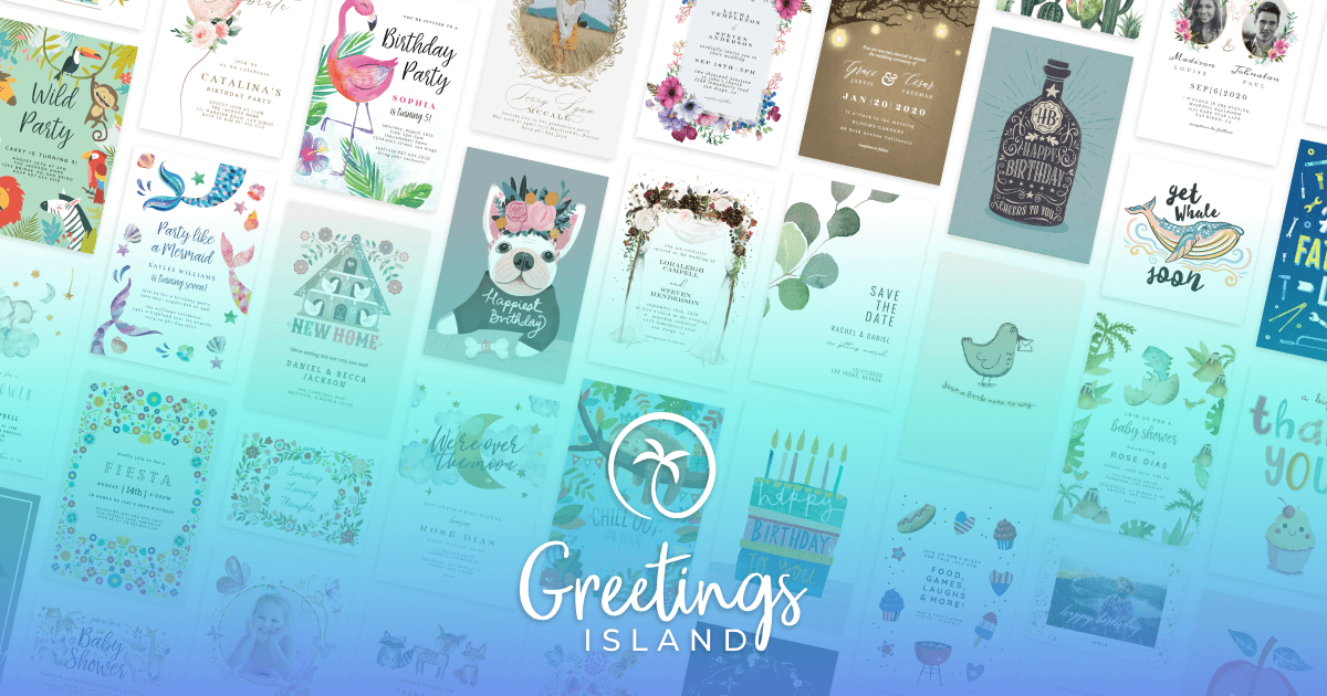 Free Greeting Cards Invitation Templates