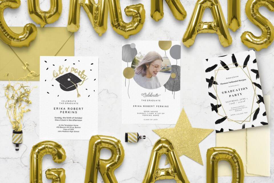 10 Ideas for The Perfect Graduation Party