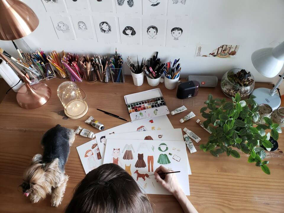 The Mind Behind Playful Designs: An Interview with Bianca Pozzi of Flora & Bear