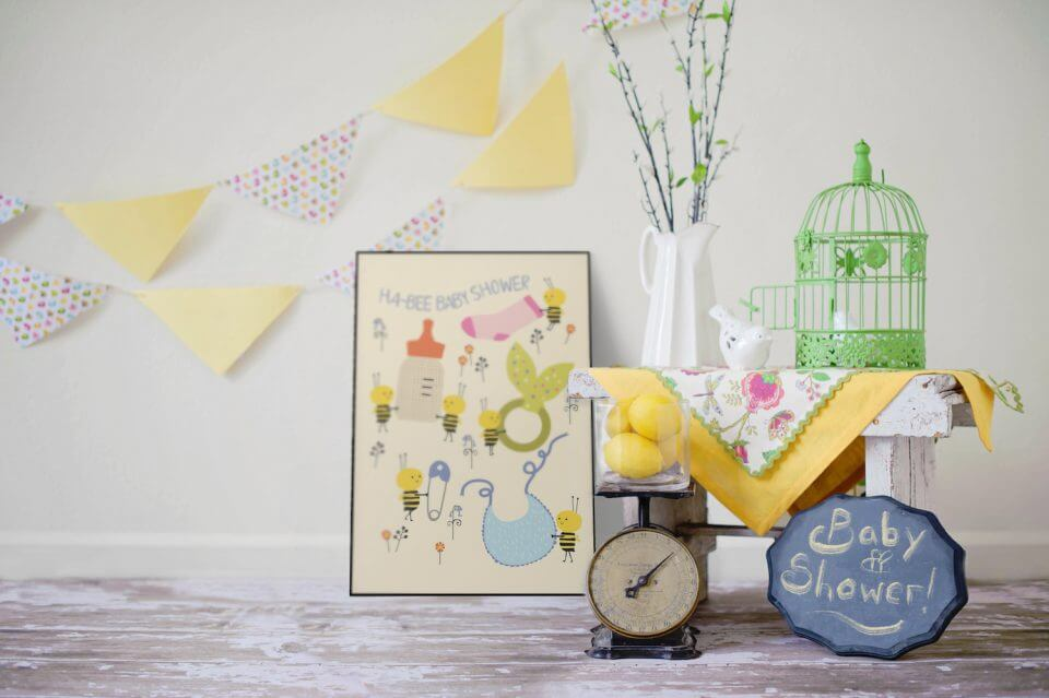 15 Incredible Gender-Neutral Baby Shower Themes