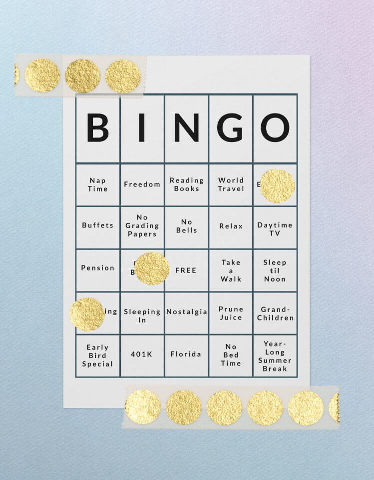 photograph regarding Retirement Party Games Free Printable named 10 Strategies towards Toss an Memorable Retirement Social gathering