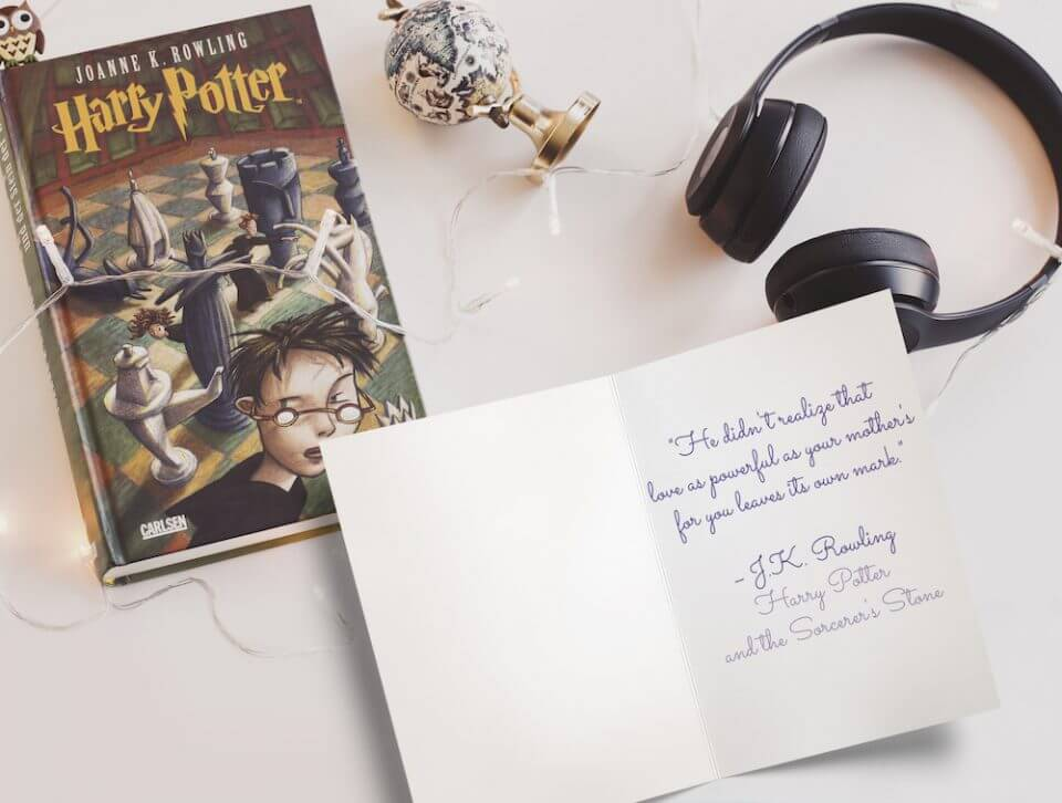 jk rowling quote 20 Mother's Day Quotes and Messages