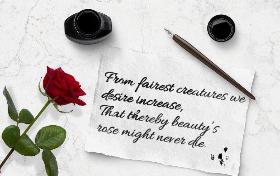 Anniversary poetry