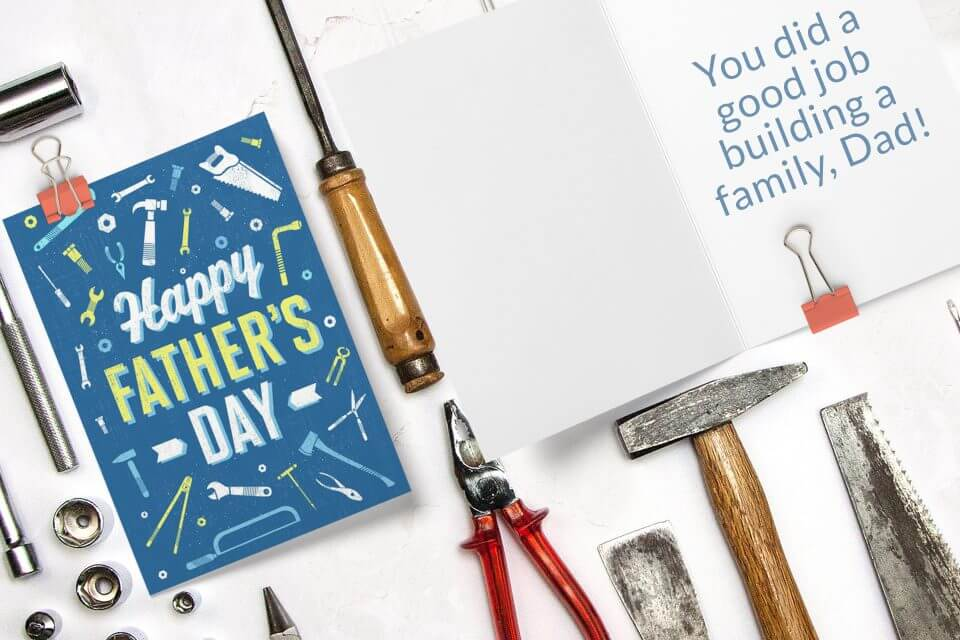 60+ Happy Father's Day Wishes & Messages for a handy dad