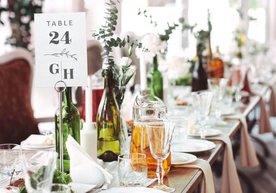 How to Design the Perfect Wedding Invitations wedding monogram