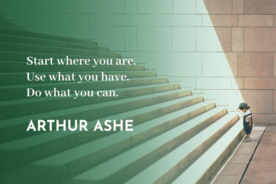 50 Congratulations Wishes & Quotes arthur ashe quote