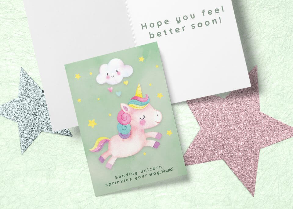 unicorn Best Get Well Wishes & Quotes For A Speedy Recovery