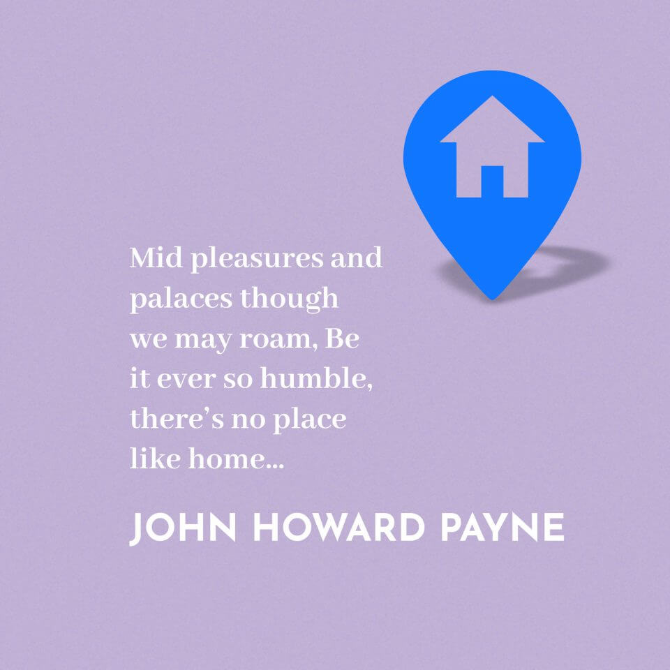 John Howard Payne quote