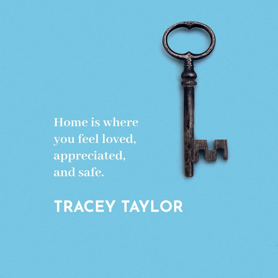 Tracey Taylor quote