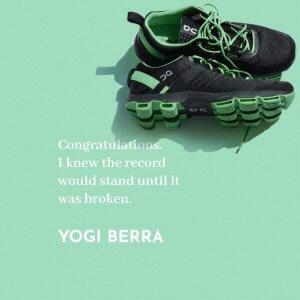 Yogi Berra quote 50 Congratulations Wishes & Quotes