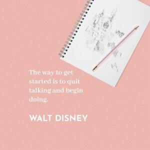 walt disney quote quote 50 Congratulations Wishes & Quotes