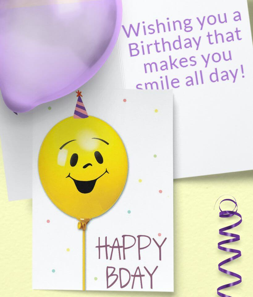 Birthday Wishes & Card Messages For Everyone balloon