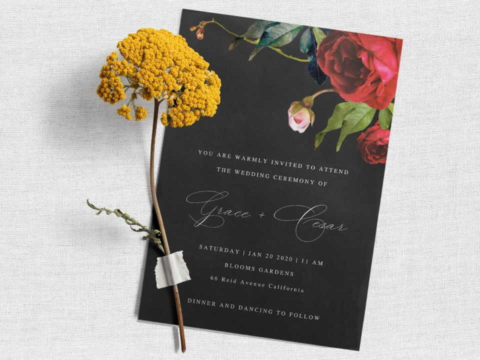 climbing roses wedding invitation messages how to