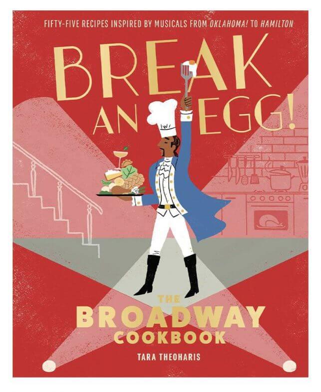 Break the egg cookbook