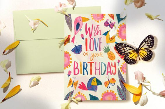 "60+ Ways To Wish ""Happy Birthday"" To The One You Love"